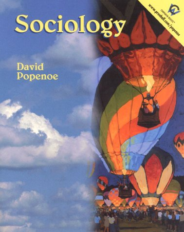 Sociology  11th 2000 edition cover