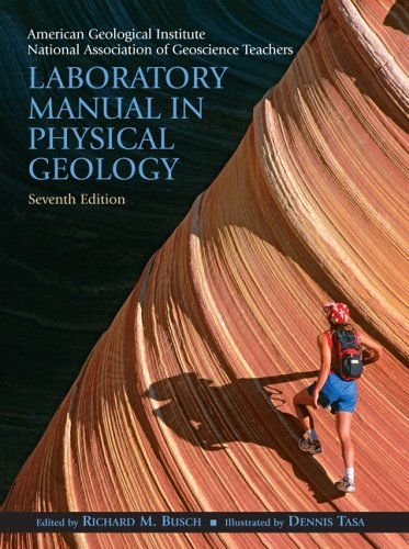 Laboratory Manual in Physical Geology  7th 2006 (Revised) edition cover