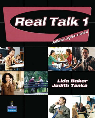Real Talk 1 Authentic English in Context  2006 edition cover