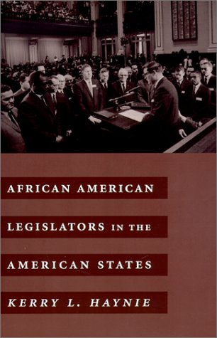 African American Legislators in the American States   2001 9780231106450 Front Cover