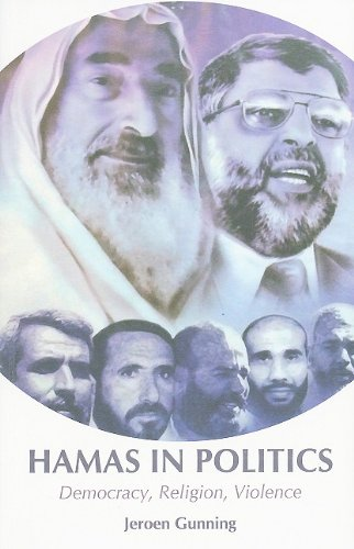 Hamas in Politics Democracy, Religion, Violence  2009 9780231700450 Front Cover