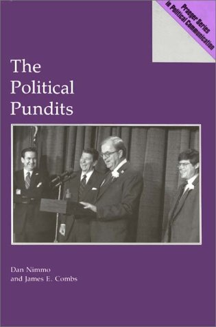 Political Pundits   1992 9780275935450 Front Cover