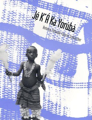 J� K`� Ka Yor�b� An Intermediate Course  1998 edition cover