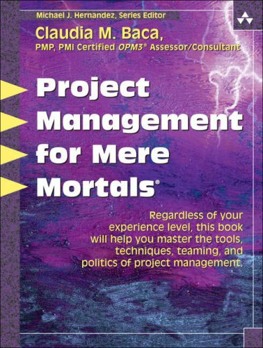 Project Management   2008 edition cover