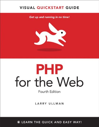 PHP for the Web  4th 2011 edition cover