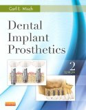 Dental Implant Prosthetics  2nd 2014 edition cover