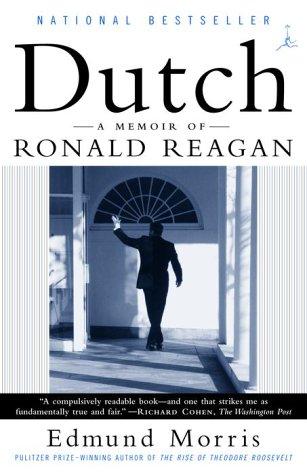 Dutch A Memoir of Ronald Reagan  1999 edition cover
