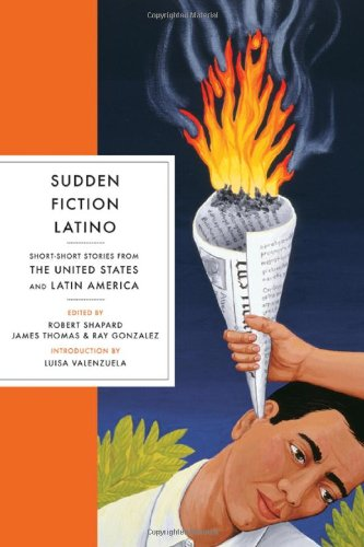 Sudden Fiction Latino Short-Short Stories from the United States and Latin America  2009 edition cover