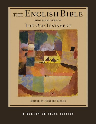 English Bible The Old Testament  2011 edition cover