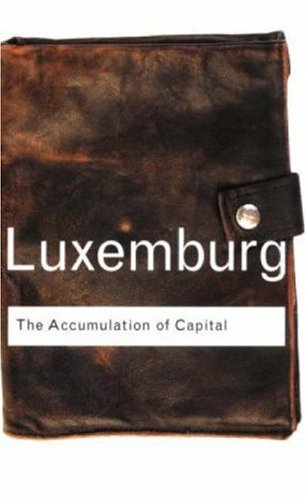 Accumulation of Capital  2nd 2003 edition cover