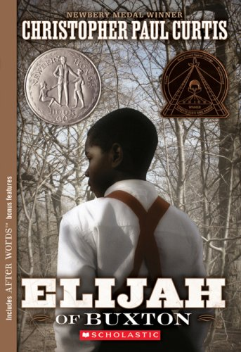 Elijah of Buxton   2007 edition cover