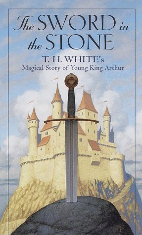 Sword in the Stone 1st edition cover