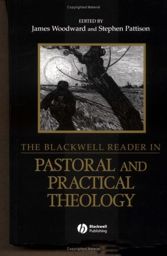 Blackwell Reader in Pastoral and Practical Theology   2000 edition cover