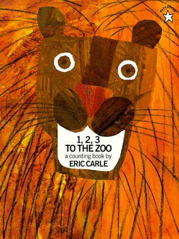1, 2, 3 to the Zoo A Counting Book N/A edition cover