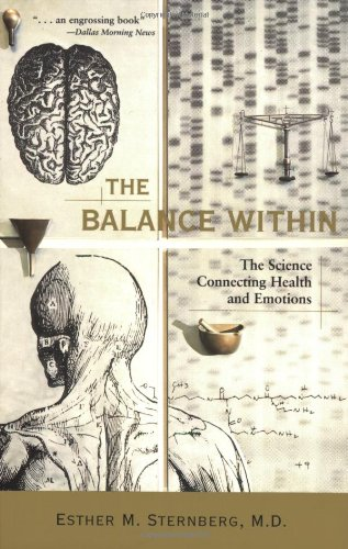 Balance Within The Science Connecting Health and Emotions  2001 (Revised) edition cover