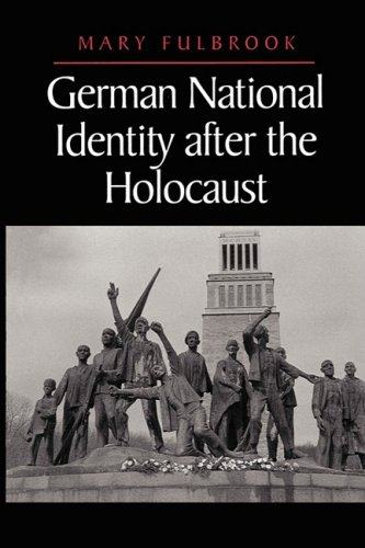 German National Identity after the Holocaust   1999 edition cover