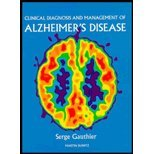 Clinical Diagnosis and Management of Alzheimer's Disease 4th 9780750698450 Front Cover