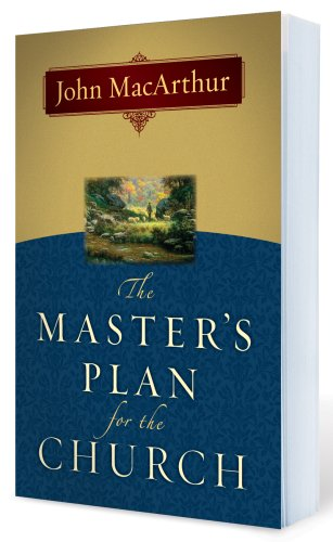 Master's Plan for the Church   2008 edition cover