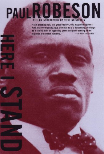 Here I Stand  1998 (Reprint) edition cover