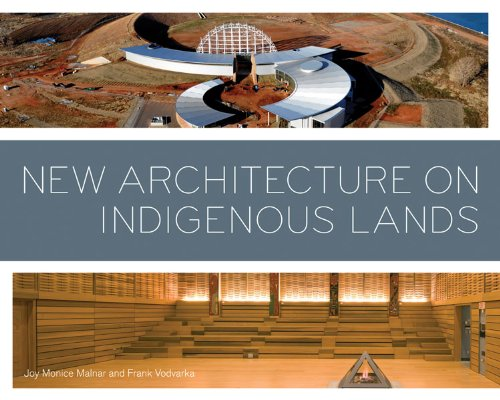 New Architecture on Indigenous Lands   2013 edition cover
