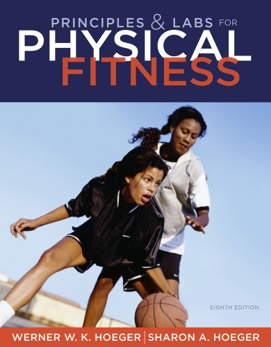 Principles and Labs for Fitness and Wellness  11th 2012 edition cover