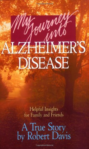 My Journey into Alzheimer's Disease   1989 edition cover