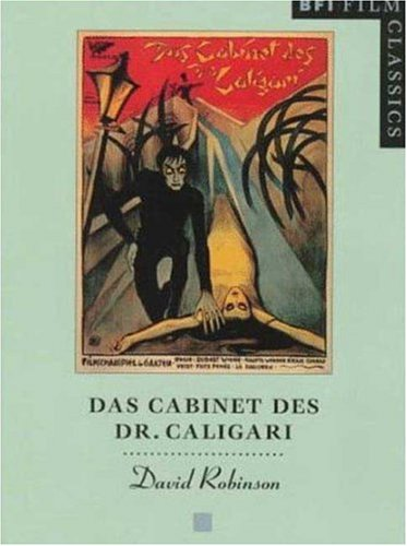 Cabinet des Dr. Caligari   1997 edition cover