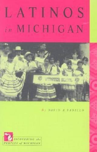 Latinos in Michigan   2002 edition cover