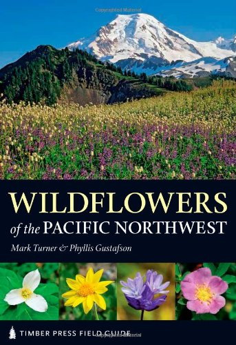Wildflowers of the Pacific Northwest   2006 edition cover