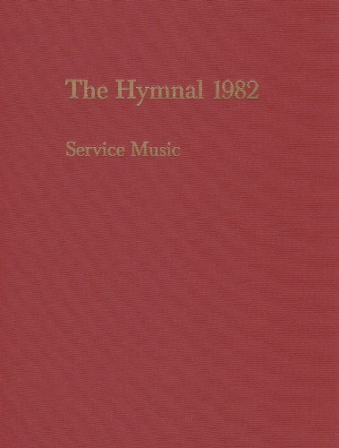Hymnal 1982   1985 edition cover