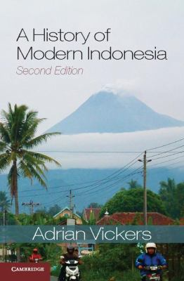 History of Modern Indonesia  2nd 2012 (Revised) edition cover