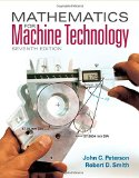 Mathematics for Machine Technology:   2015 edition cover