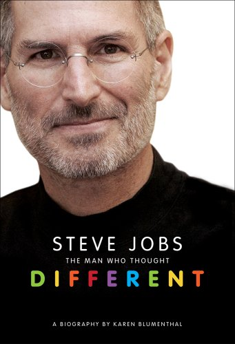 Steve Jobs The Man Who Thought Different N/A edition cover