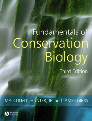 Fundamentals of Conservation Biology  3rd 2007 (Revised) edition cover