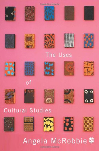 Uses of Cultural Studies A Textbook  2005 edition cover