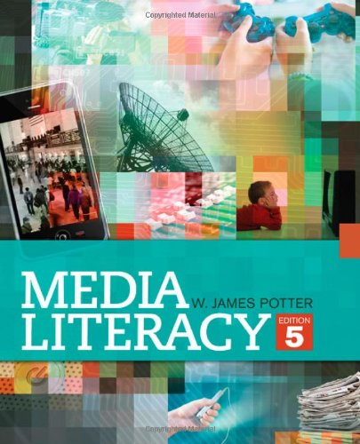 Media Literacy  5th 2011 edition cover