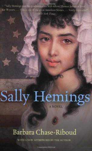 Sally Hemings A Novel  2016 edition cover