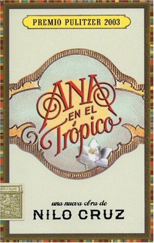Ana en el Tr�pico   2004 edition cover