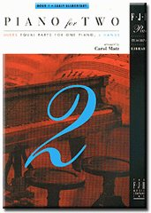 Piano for Two: Book 3 1st 9781569390450 Front Cover