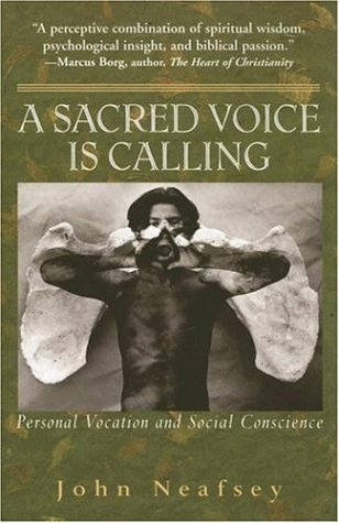 Sacred Voice Is Calling Personal Vocation and Social Conscience  2006 edition cover