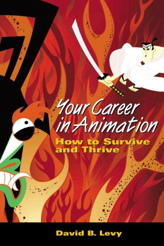 Your Career in Animation How to Survive and Thrive  2006 edition cover