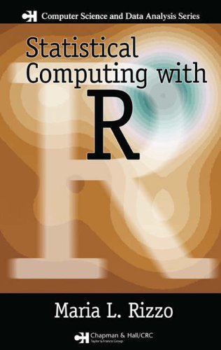Statistical Computing with R   2007 edition cover