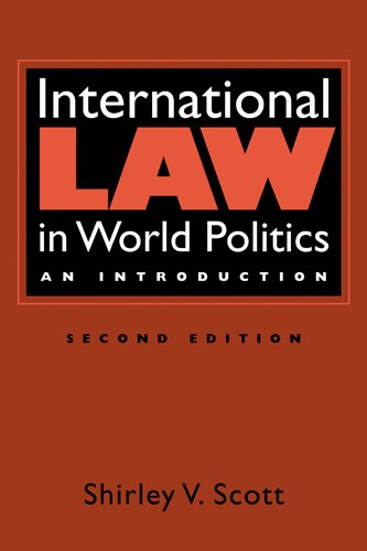 International Law in World Politics An Introduction 2nd 2010 9781588267450 Front Cover