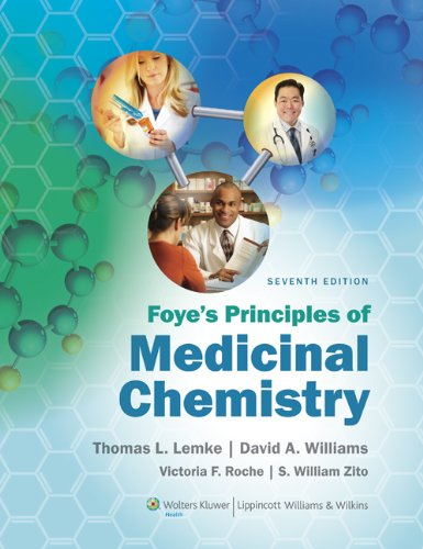 Foye's Principles of Medicinal Chemistry  7th 2013 (Revised) edition cover