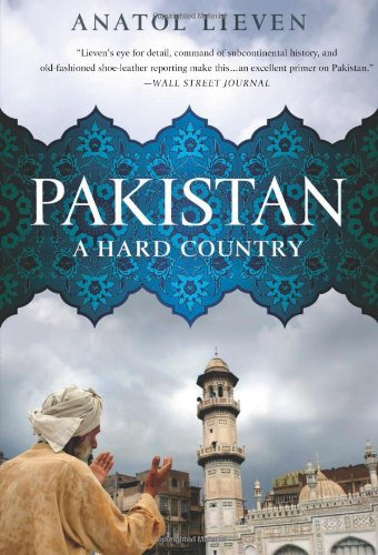 Pakistan A Hard Country N/A 9781610391450 Front Cover