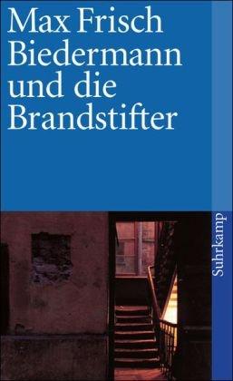 BIEDERMANN UND DIE BRANDSTIFTE N/A edition cover