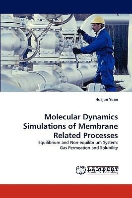 Molecular Dynamics Simulations of Membrane Related Processes N/A 9783838355450 Front Cover