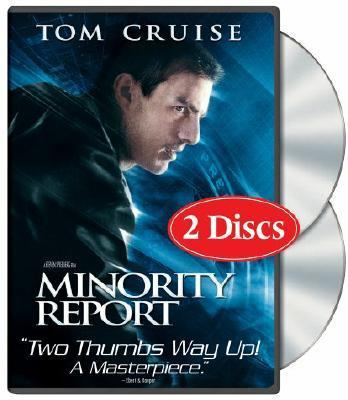 Minority Report (Widescreen Two-Disc Special Edition) System.Collections.Generic.List`1[System.String] artwork