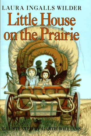 Little House on the Prairie   1981 (Revised) edition cover