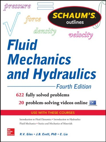 Fluid Mechanics and Hydraulics  4th 2014 edition cover